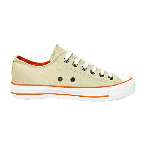 Sneakers top Fashion Hotroad Tela Grigio Unisex Low d6F6IUx