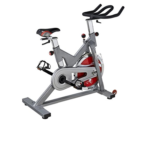 Indoor Cycling Bike by Sunny Health & Fitness Sunny Health & Fitness