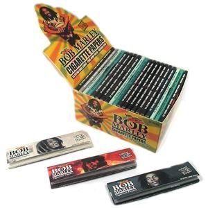 amazon com 10 pack bob marley king size cigarette rolling papers