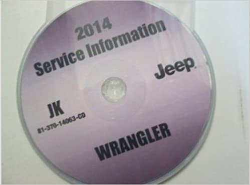 2014 jeep wrangler service manual