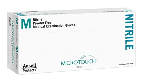 ansell-6034302-micro-touch-nitrile-exam-gloves44-powder-free44-non-sterile44-medium44-200-per-box