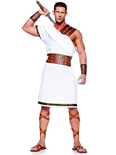 Men's Greek Warrior Adult Costume