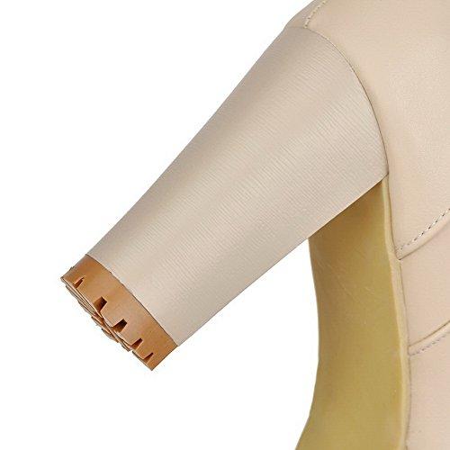 1TO9 1TO9Mns01799 - Sandalias con Cuña Mujer Beige