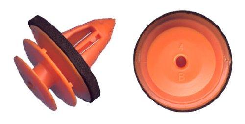 Body Door - 25 Nissan Door Trim Panel Clips With Sealer 80999-VE000