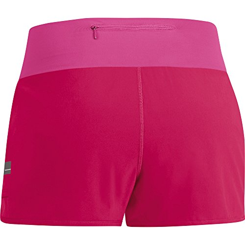 Gore Running Wear Air - Pantalón corto para mujer rosa (jazzy rosa / rosa frambuesa)