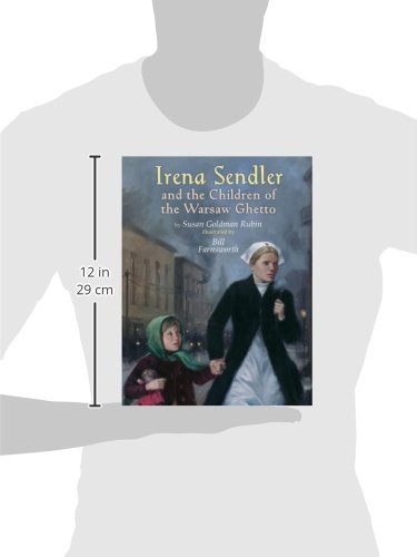 Irena Sendler and the Children of the Warsaw Ghetto by Holiday House (Image #2)