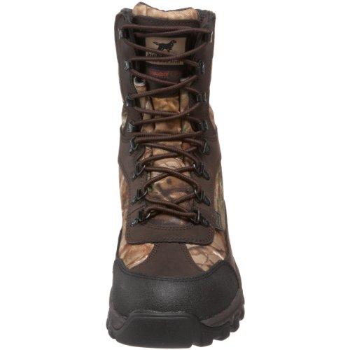 "Irish Setter Men's Trail Phantom WP 600 Gram 9"" Big Game Boot,Realtree All Purpose Camouflage,11 EE US"
