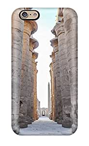 Christmas Gifts 2265978K56321880 Hot Tpye Great Hypostyle Hall In Karnak Temple Case Cover For Iphone 6