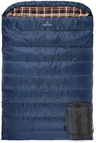 The Robens Coulee II Twin Sleeping Bag