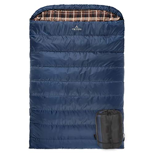 coleman 2 person sleeping bag - 2