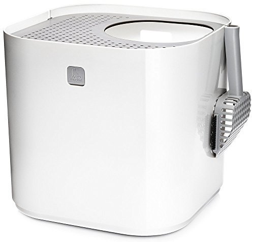 Modkat Litter Box - White by Modko