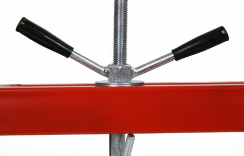 Dragway Tools 1100 lb Engine Support Bar for Transverse Transmission & Transaxle Repair by Dragway Tools (Image #5)