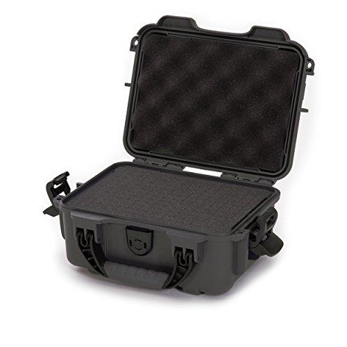 Nanuk 904 Waterproof Hard Case with Foam Insert - Graphite