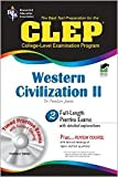 CLEP Western Civilization II w/CD-ROM (REA) Publisher: Research & Education Association