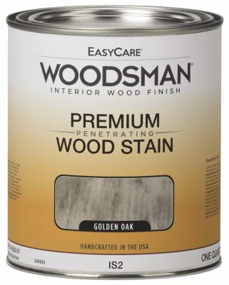 True Value Mfg IS2-QT IS2-QT GLD Oak WD Stain - Quantity 4 ()