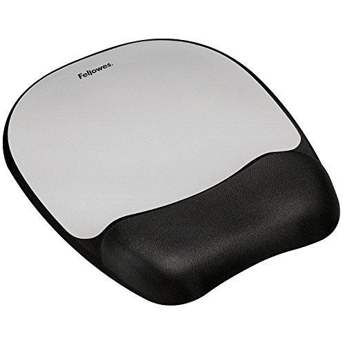 Fellowes Silver Mouse - 1