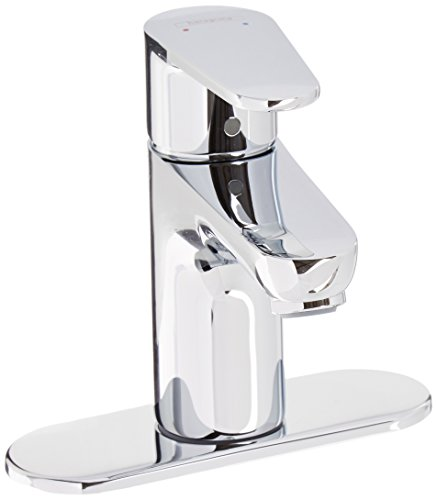 hansgrohe Talis E²  Modern N/A-Handle  -inch Tall Bathroom Sink Faucet in Chrome, -