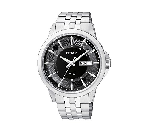 Citizen-Mens-Everyday-Stainless-Steel-Watch