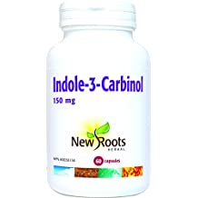 New Roots INDOLE-3-CARBINOL 150MG - 60 capsules