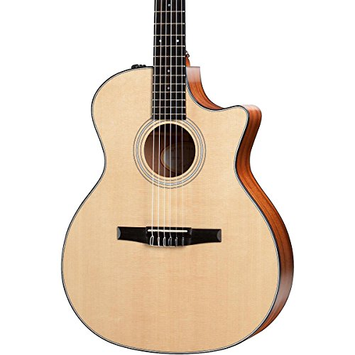 Taylor 314ce-N Nylon String Grand Auditorium Acoustic Guitar