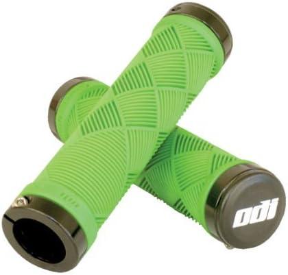 Bonus Pack Lime Green 130mm ODI Cross Trainer Lock-On Grip