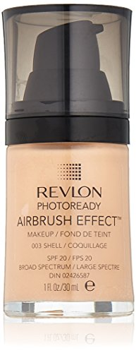 Revlon PhotoReady Airbrush Effect Makeup, Shell