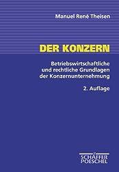 Der Konzern. 2. Auflage.