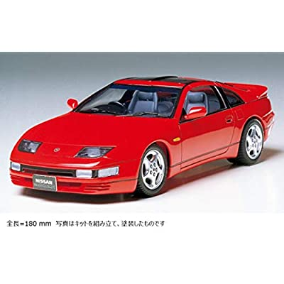 Tamiya Nissan 300zx Turbo 1/24 Scale Model Kit 24087: Toys & Games