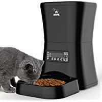 Hictop Automatic Programmable Pet Food Dispenser Feeder