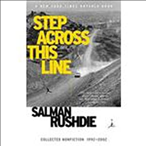 Step Across This Line Audiobook