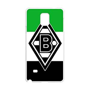 Borsussia M'gladbach Brand New And Custom Hard Case Cover Protector For Samsung Galaxy Note4