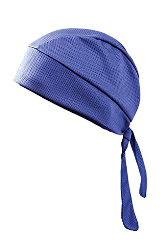 OK-1 by Occunomix TD200-018 Tuff and Dry Cooling Skullcap, Navy Blue, Standard (Pack of 12)