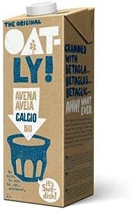 Bebida de Avena y Calcio Bio 6 unidades de 1 L de The Original Oatly: Amazon.es: Alimentación y bebidas