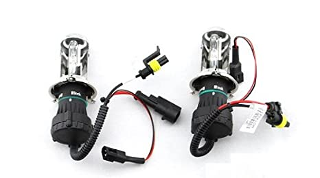 Amazon.com : HID Xenon 2 Lampen bulbs H4-3-35W-4300K 12V 24V New Top! : Laser Pointers : Office Products