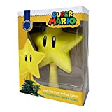 Mario Super Star Light Up Tree Topper + Extra