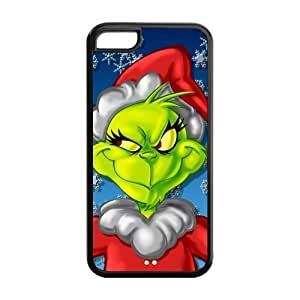 Christmas The Grinch for iPhone 5C TPU Case