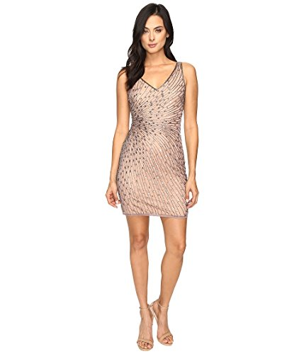 Adrianna Papell Sleeveless Cocktail V Neckline product image