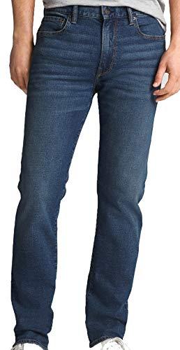 Gap Mens Pants - GAP Men's Slim Fit Jeans GapFlex, Medium Indigo (38/32)