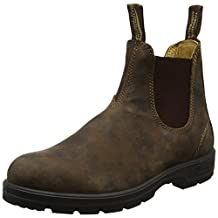 Blundstone Men's 587 Round Toe Chelsea Boot