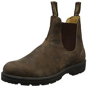 8da842fc88ca Blundstone 585 Leather Lined in Rustic Brown