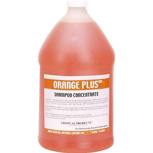 Tropical Orange Plus Small Pet Shampoo, 1-Gallon