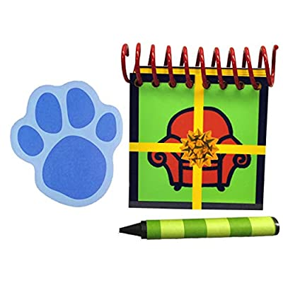 Handy Dandy Birthday Notebook- Handcrafted: Toys & Games