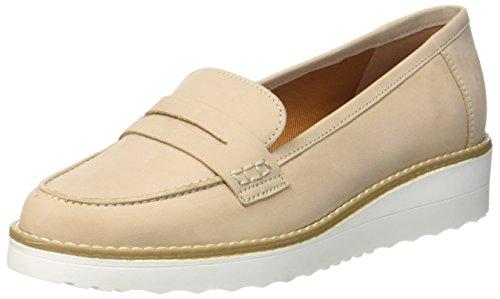 Slipper Mile Beige Damen Nude Carvela w1Pqp6x