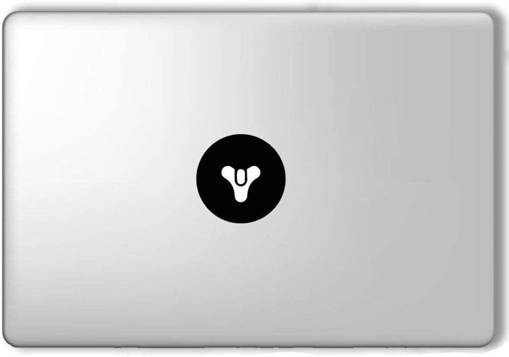 Destiny Logo Die Cut Vinyl Decal - Logo Sticker MacBook Air Pro.jpg