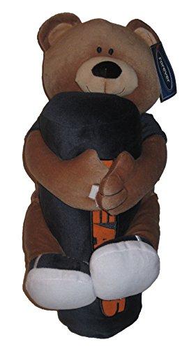 Chicago Bears NFL Mascot Bear & Roll -