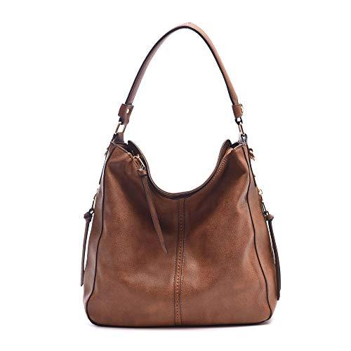 Leather Hobo Handbags - 3