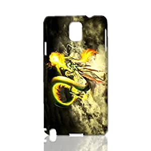 Chinese Symbol Dragon Photo Hard 3D Rough Case , Fashion Image Case Diy, Personalized Custom Durable 3d Case For Samsung Galaxy Note 3 N9000