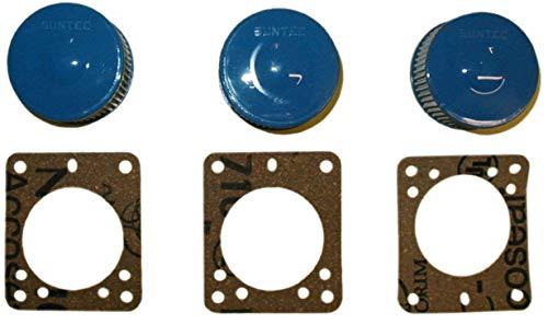 - 3 (Three) Genuine Suntec Strainer Kits Replace 3715732-HK SSC109 P193-3 RS-939 Fit A2VA7116 A2VA3006