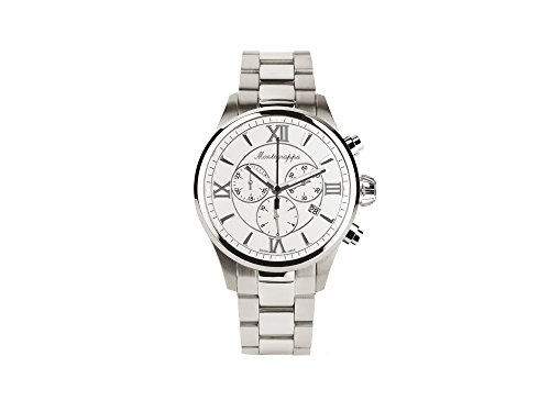 Montegrappa Fortuna Chronograph Men's Stainless Watch IDFOWCIJ Swiss Made