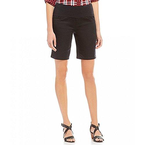 中絶泥ランプ(イントロ) Intro レディース ボトムス?パンツ ショートパンツ Petites Kim Pull-On 4-Way Stretch Bermuda Shorts [並行輸入品]